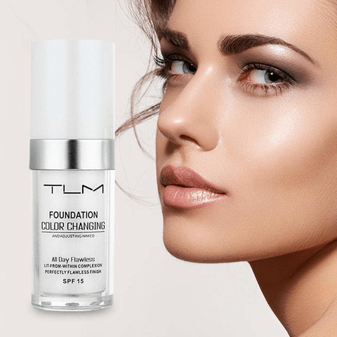 Přizpůsobivý make-up TLM
